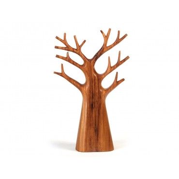 Stand for jewelry, teak...