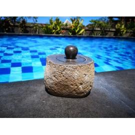 szkatułka kamienna 15cm