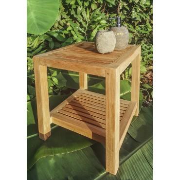 stool, shelf bathroom SPA04