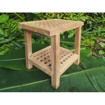 stool, shelf bathroom SPA03