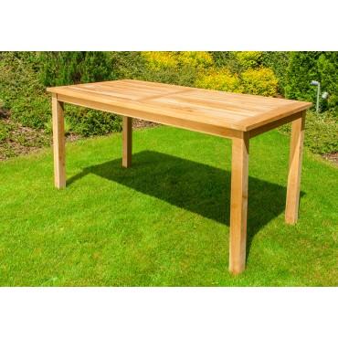 Rectangular garden table,...