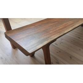Ławka z drewna Kuku