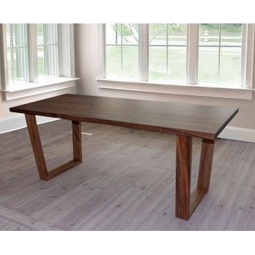 Exotic wood dining table...