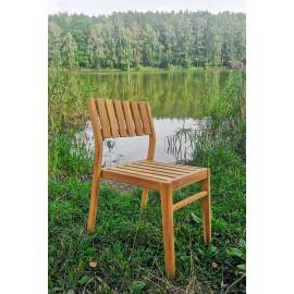 Krzesło ogrodowe, teak