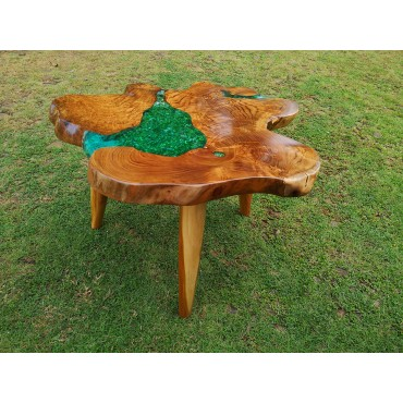 Coffee table teakwood with...