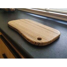 Deska do krojenia 04, drewno Kuku