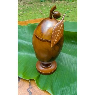 Guava Casket, Teak wood