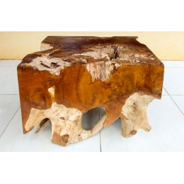 Table base - teak root