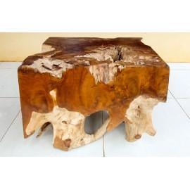 Table base - teak root