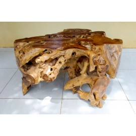 Table base- teak root