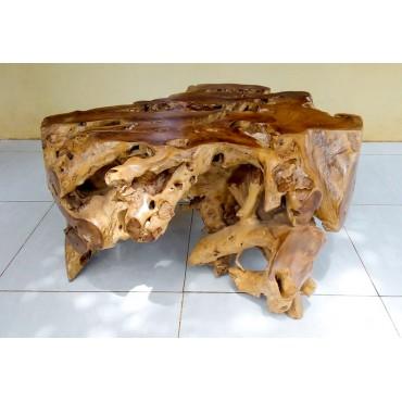 Table base- teak root