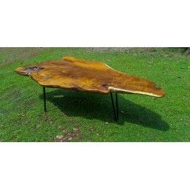 Table from Suar wood