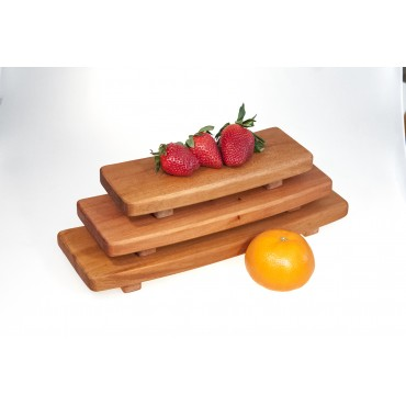 set of SUSHI Mahogany boards