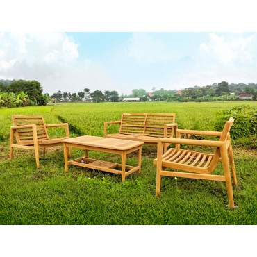 Set of garden furniture,...