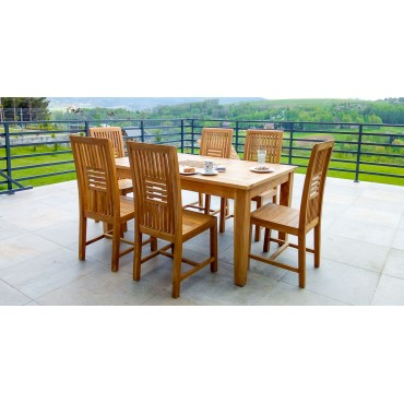 Aton table set and 6...