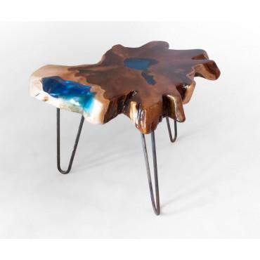 Coffee table teakwood with...