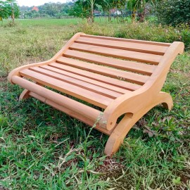 Footstool for plantation's chair, teak