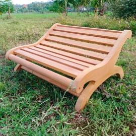 Podnóżek do fotela plantatora, teak