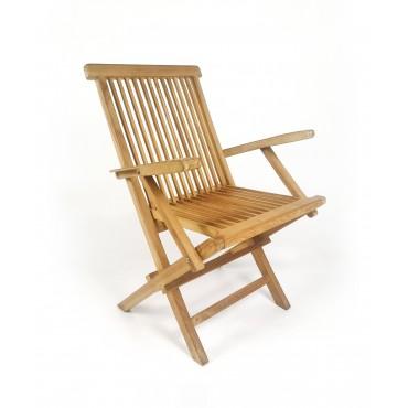 Krzesło ogrodowe składane z...