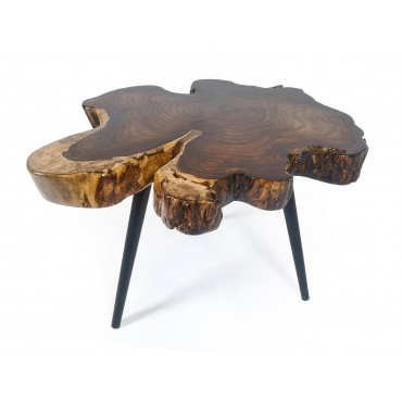 Coffee table made of SONO wood