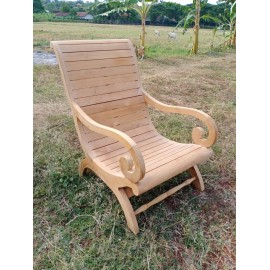 "Plantation armchair ""2"" teak"