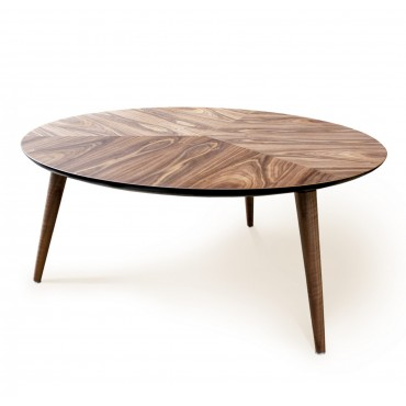 NOKA table, Oak, Ash