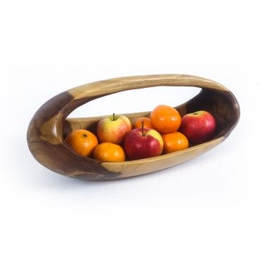 Bowl with handle, Suar