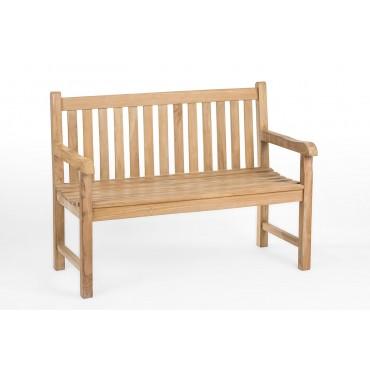 Garden bench Agama 120 cm teak
