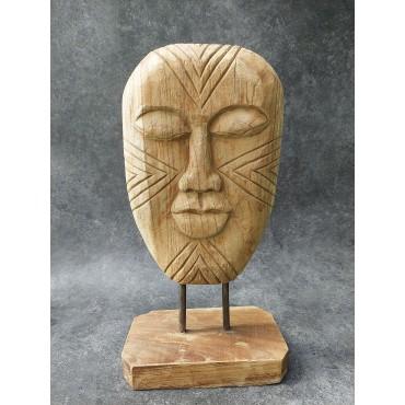 Ethnic mask,  Timor Island,...