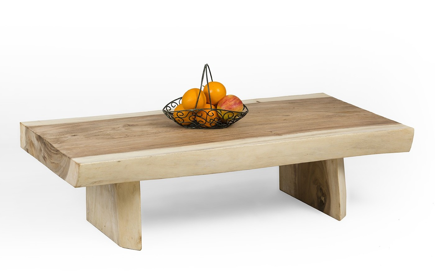Coffee Table Bench Exotic Suar Wood