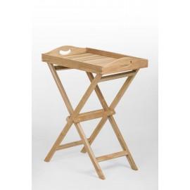 Tacka, stolik na piknik i grill drewno teak