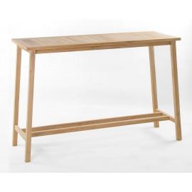 Stół do zestawu ogrodowo-gastronomicznego Anat 6 os, Teak